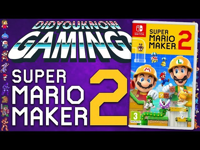 Download thumbnail for Super Mario Maker 2 - Did You Know