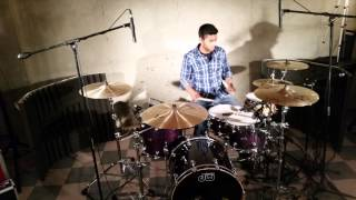 Turn It Up - Planetshakers - Drum Cover by Johnson George