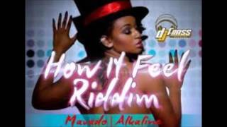 Alkaline Ft Mavado - How It Feel - (How It Feel Riddim) - August 2016