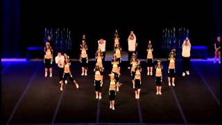 104- Élite Cheer Outaouais - Invincible