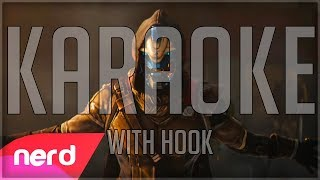 [KARAOKE] Destiny 2 Song | Rise Up [INSTRUMENTAL with HOOK] |#NerdOut
