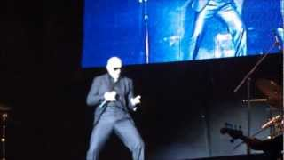 Pitbull at Beale Street Music Fest 2012