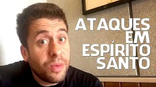 Mauricio Meirelles - Como acabar com os ataques em Espirito Santo