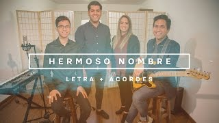 TWICE - Hermoso Nombre (letras + acordes) (Hillsong Worship - What a beautiful name en español)