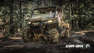 2018 Defender X mr - Can-Am