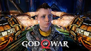 God of War First Person Mod Shows Awesome New Perspective