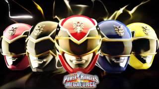 Power Rangers MegaForce Theme Extended Loop Version