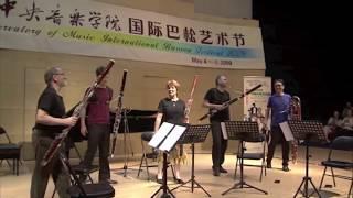 The Flight of the Bumble-Bee - bassoon Quintett Arr. by Shi li