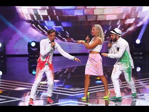 """Robin Thicke & Jessie J - """"Calling All Hearts"""". Vezi aici cum cântă trupa Doredos la X Factor!"""