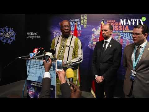 Video : Le Grand prix MEDays 2018 revient au président du Burkina Faso