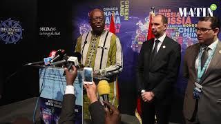 Le Grand prix MEDays 2018 revient au président du Burkina Faso