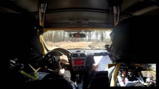 Sandblast Rally 2017 - SS1 Hunters Pond Reverse - Little/Vaughan #913