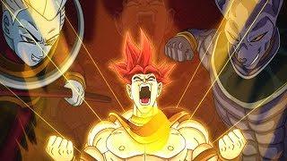 Akira Toriyama Revela Poder de Luta de Bills, Whis e Goku - Explicação Completa