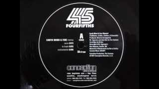 Fourfifths - Earth Wind and Fire (remix)