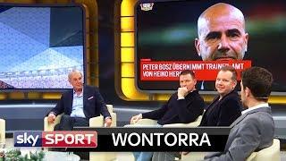 Herrlich raus - Bringt Bosz Bayer in die Spur? | Wontorra – der o2 Fußball-Talk | Sky Sport HD