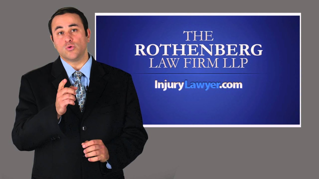 Slip And Fall Lawyers Knowlesville NY