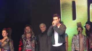 """WEST END LIVE 2013 """"WE ARE THE CHAMPIONS"""" FROM WE WILL ROCK YOU  HD"""
