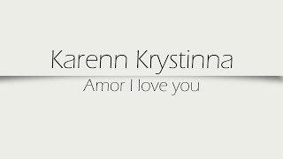 Marisa Monte - Amor I Love You Cover (cover Karenn Gomes)