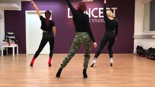 Heels Choreography by Marta Jorits / Feder ft Alx Aieno - Lordly