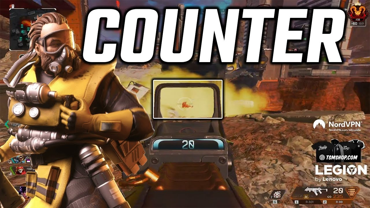 Albralelie - THE ULTIMATE COUNTER TO CAUSTIC!!! | Albralelie