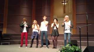 Somebody That I Used To Know (Pentatonix cover)
