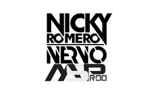 Nicky Romero & NERVO - Like Home (MSProd Remix) 2k13