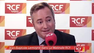 Jean-Baptiste Lemoyne revient sur les critiques reçues lors du pacte de Marrakech