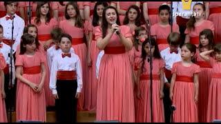 Aldana Cazacu - Din ce izvor? - Concert Zambete pe portativ