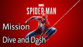 Marvel's Spider Man Mission Dive and Dash