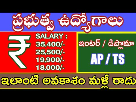 Download thumbnail for Govt jobs in January 2019 | Latest