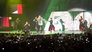 Chris Brown - Bassline & Look At Me Now [Live Concert In Berlin O2 World 22.11.2012] HD