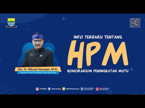 Mohon Maaf, Ada info terbaru tentang HPM