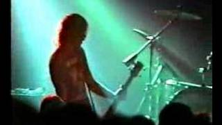 NIRVANA something in the way. live 20/11/91