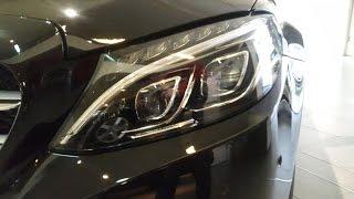 Impresión: Mercedes Benz C250 2015