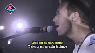 Coldplay - Adventure Of A Lifetime (Subtitulado ESP/ENG) LIVE