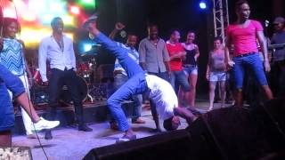 Reggaeton dance off in Casa de la Musica Miramar with Klimax Part 3