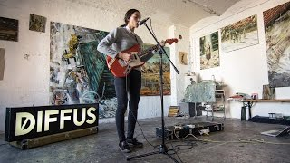 Fazerdaze - Little Uneasy (Live Session) // DIFFUS Magazin