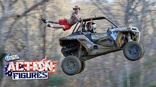 Nitro Circus Presents Travis Pastrana's Action Figures [Official Trailer]