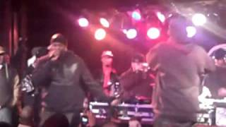 EPMD  Live @ BB King's WITH  DJ SCRATCH! Planetill.com