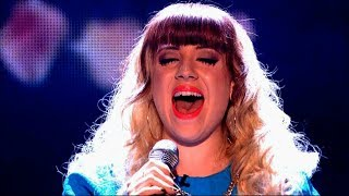 The Voice UK 2013 | Leah McFall sings 'Loving You' - The Live Final - BBC One