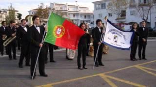 Jigs 2 Clarinetes a solo e Banda   BANDA DE VILELA
