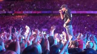 Enrique Iglesias Hero Live & Twickenham, London 12 9 2010 {HD}