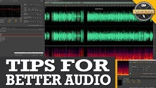 Quick Tips: Audio Editing!