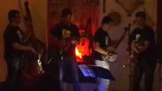 STONEBONES & BAD SPAGHETTI - É tudo mentira (live in Adufe bar)