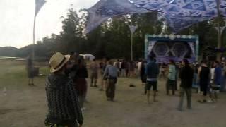 Crazy Astronaut - Indigo Generation Night 3 Poi flow  (Ermal )