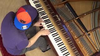 Alle Farben & Ilira - Fading - piano cover acoustic unplugged by LIVE DJ FLO