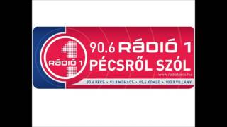 Rádió 1 Pécs - Reggeli Show és Cooky Show promóció