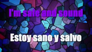 Different Heaven -  Safe and Sound | Lyrics - Sub Español