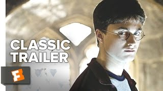 Harry Potter and the Half Blood Prince (2009) Official Trailer - Daniel Radcliffe Movie HD