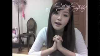 널 사랑하겠어 효린 I Choose To Love You Sistar Hyorin Cover | Serine